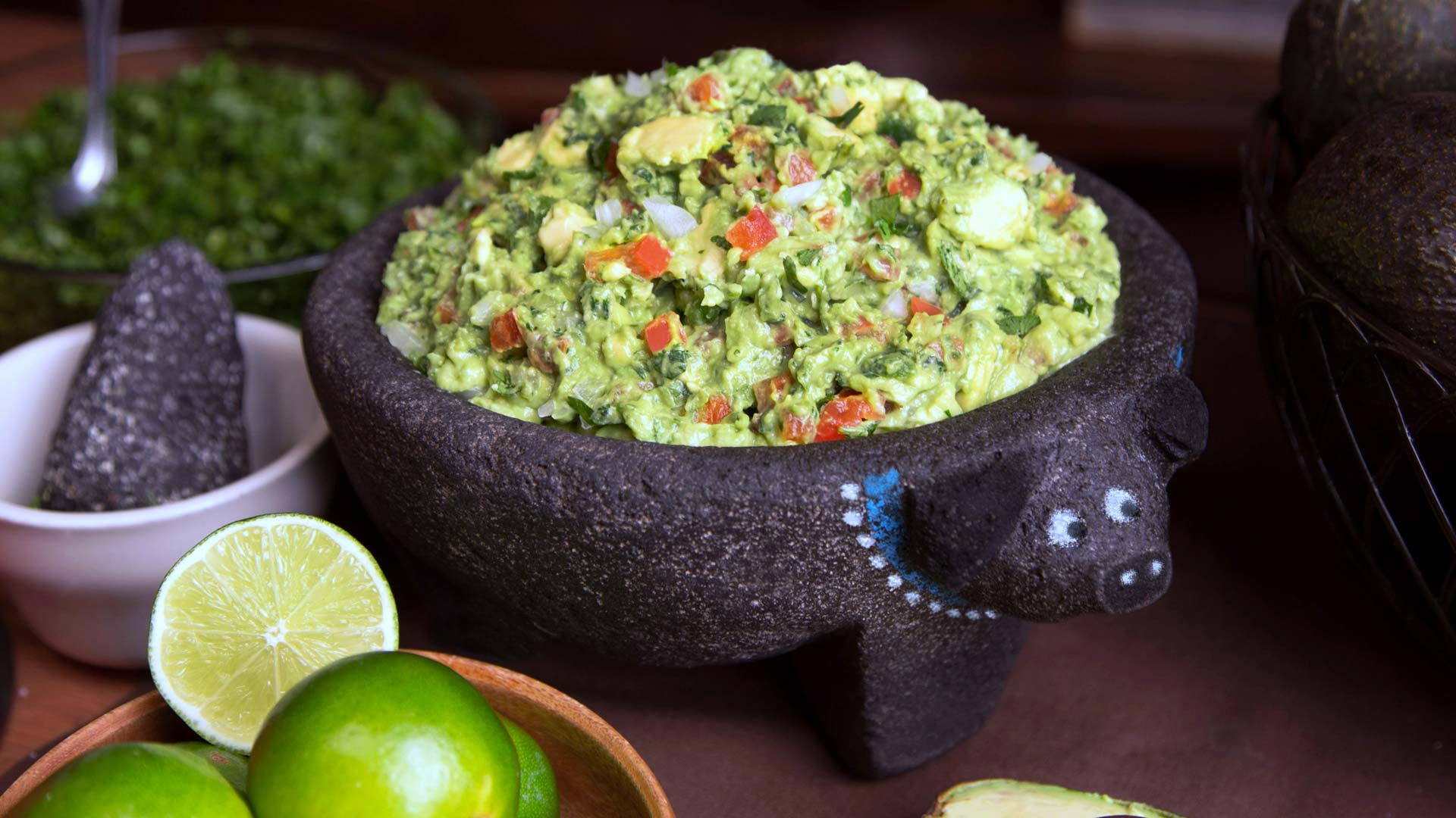 Best Tableside Guacamole